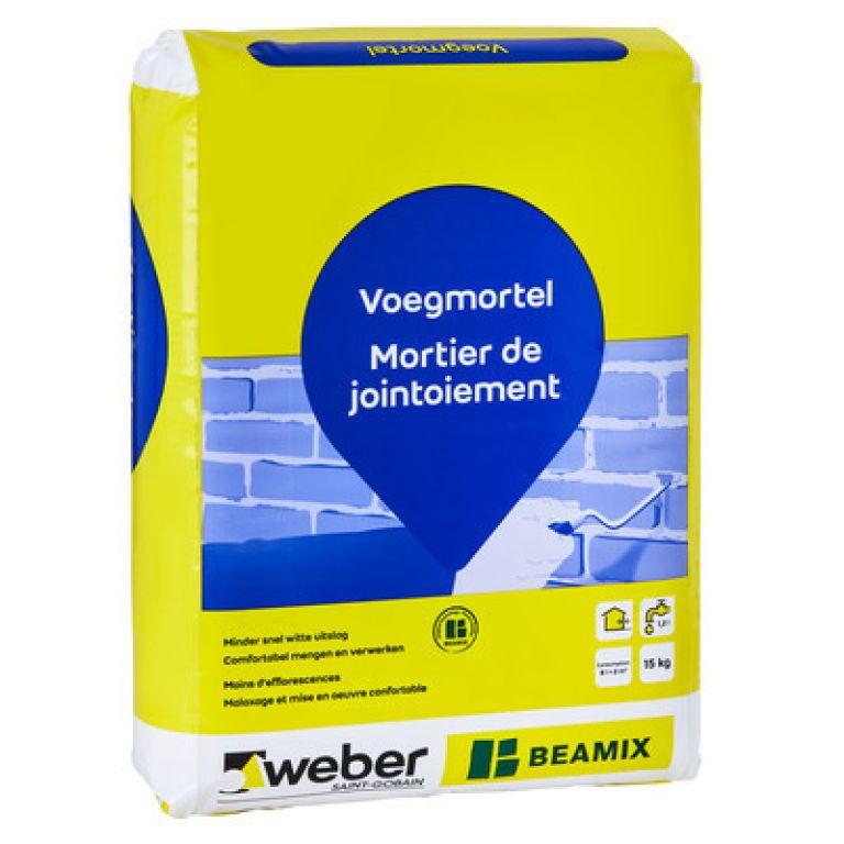 Weber Beamix Voegmortel DHZ