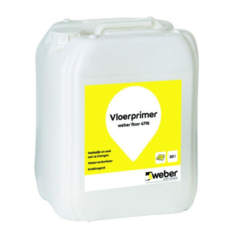 vloerprimer weber floor 4716