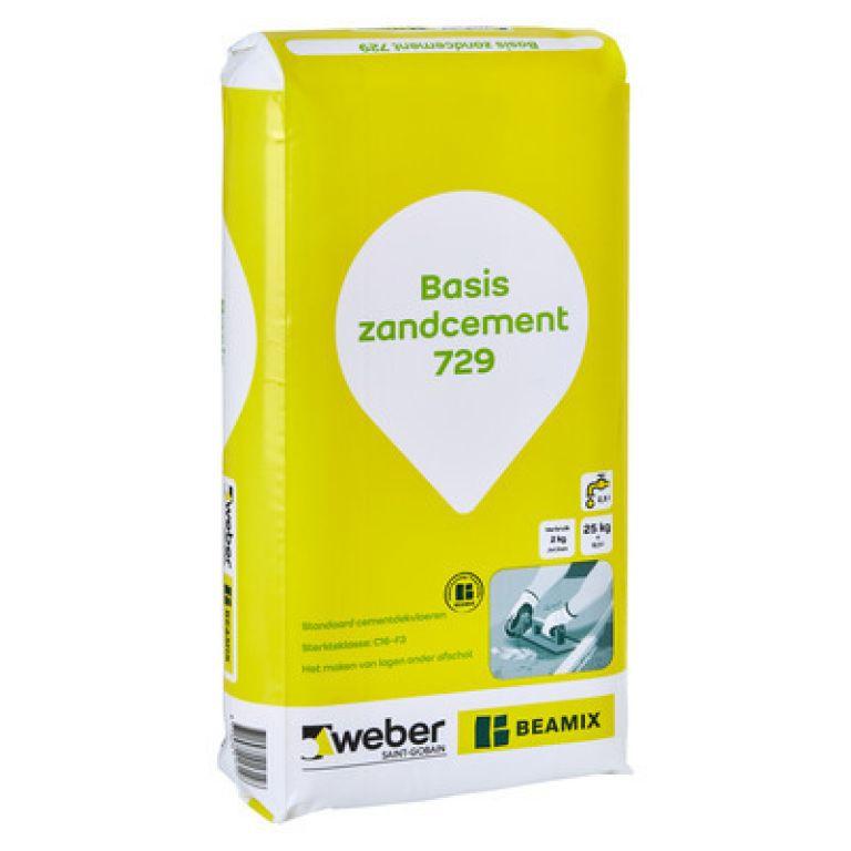 basis zandcement 729