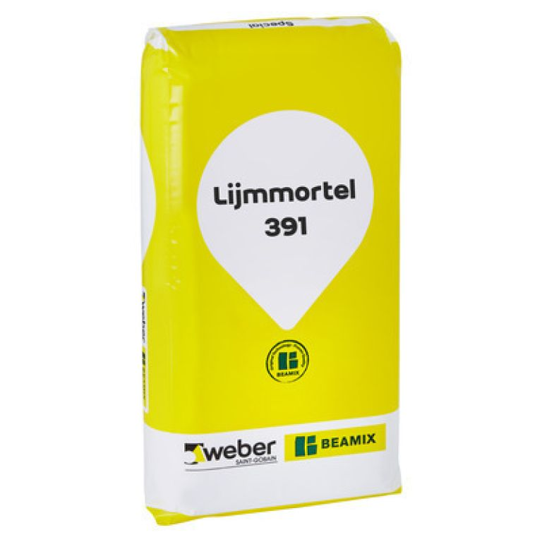 weber beamix lijmmortel 391