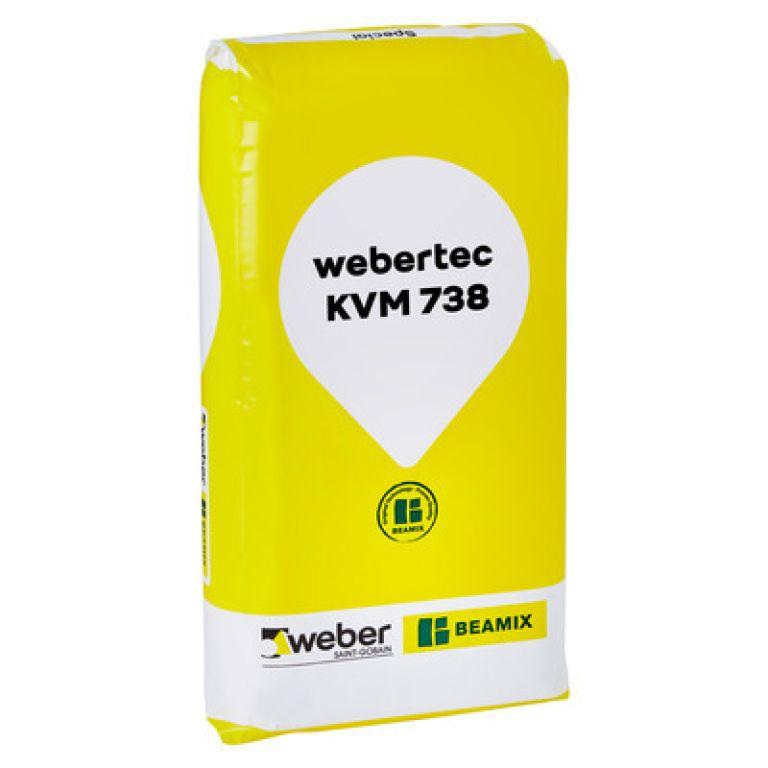 weber Beamix webertec kvm 738