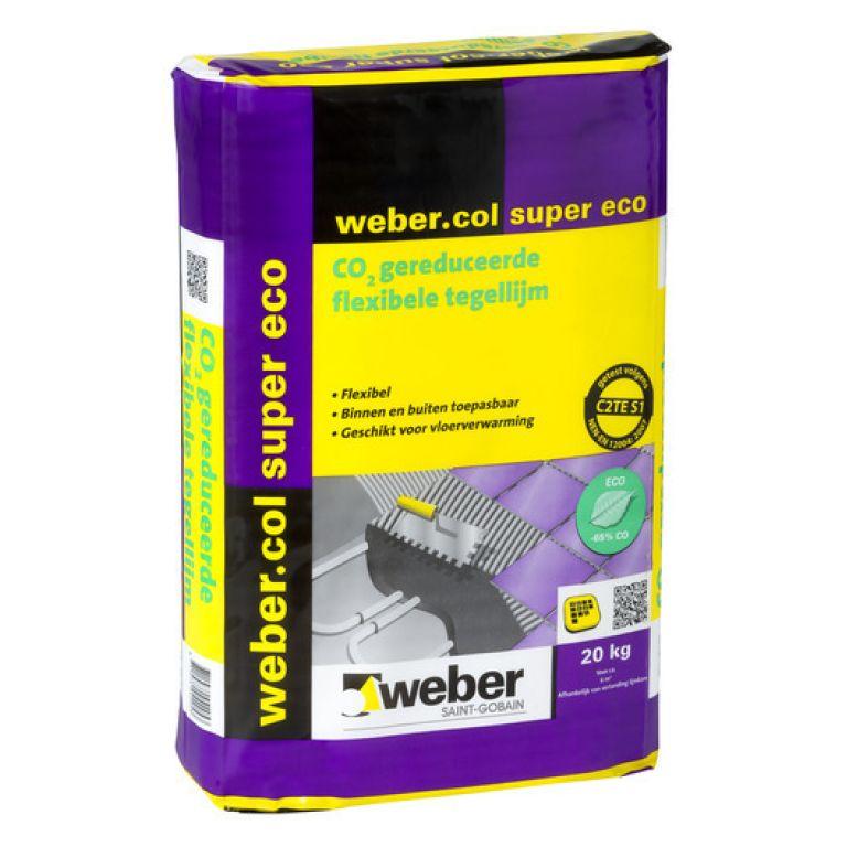 weber.col super eco webercol