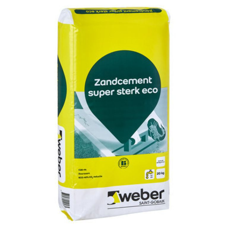 Zandcement super sterk eco