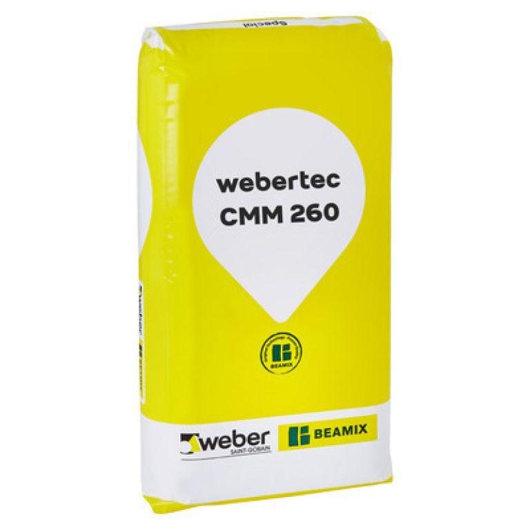 weber Beamix webertec cmm 260