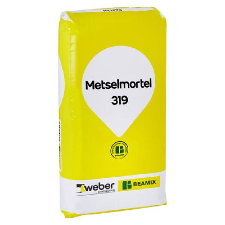 metselmortel 319 weber beamix
