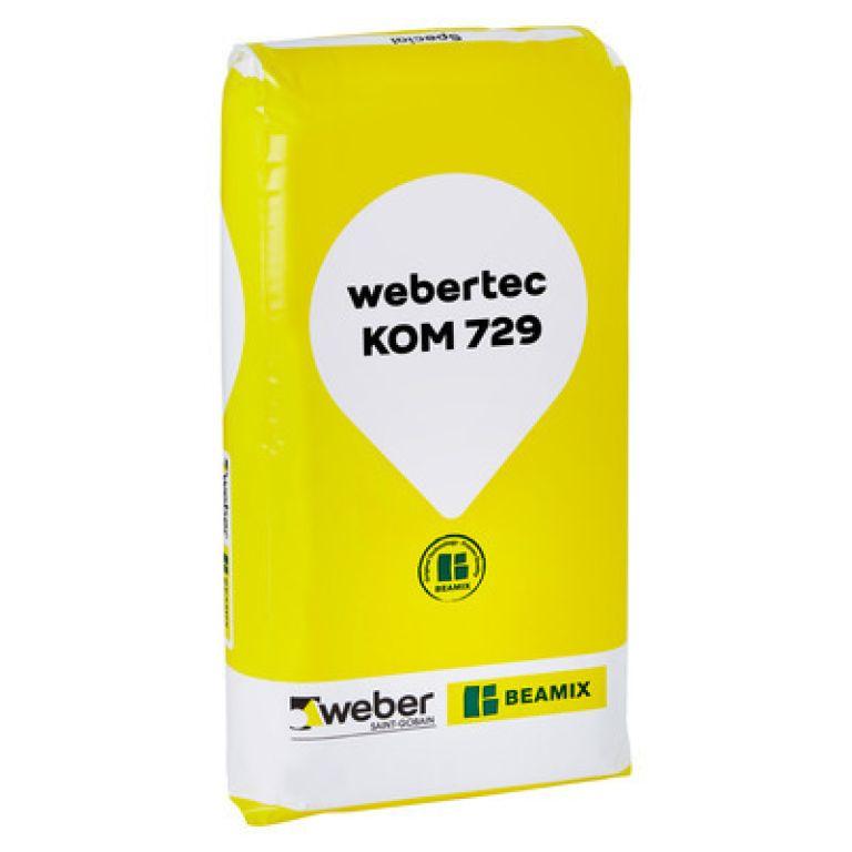 webertec kom 729 weber
