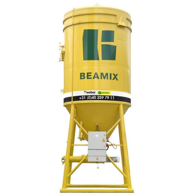 weber beamix ESM silo universeel universele verpakking packshot bulk