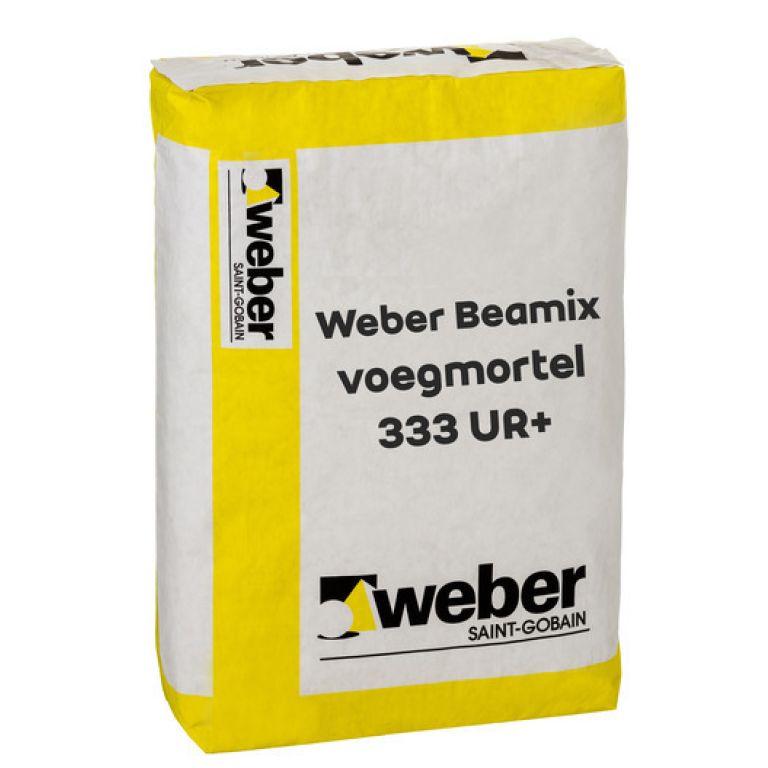 Weber Beamix Voegmortel 333 UR+ gevel