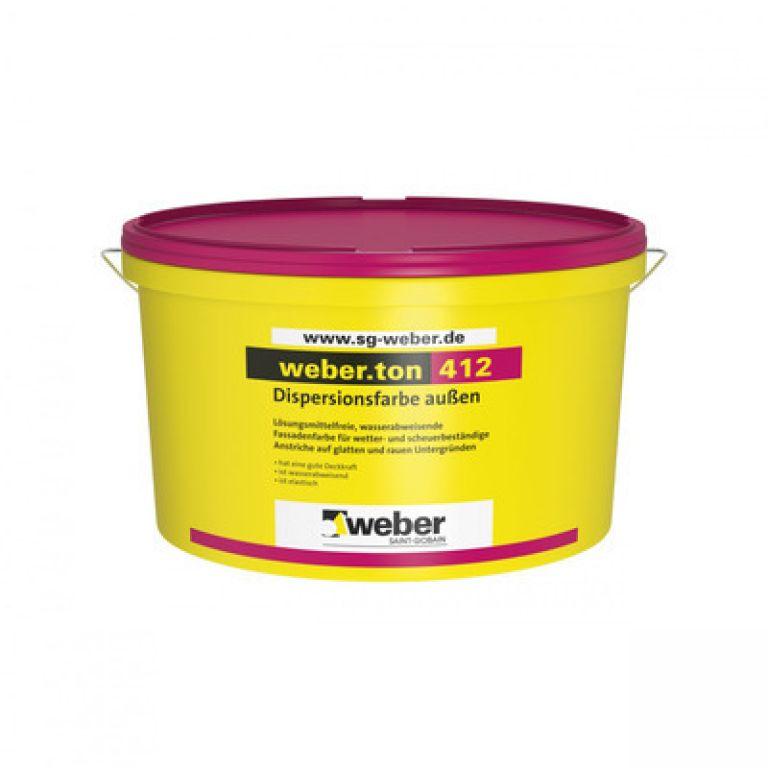 weber ton 412 bgi buitengevelisolatie weberton